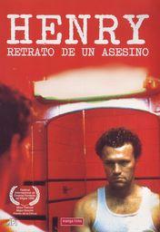 Cartel oficial en español de: Henry: retrato de un asesino
