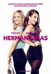Cartel oficial en español de: Hermanísimas