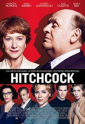 Cartel oficial en español de: Hitchcock