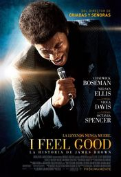 Cartel oficial en español de: I Feel Good