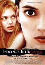 Cartel oficial en español de: Inocencia interrumpida