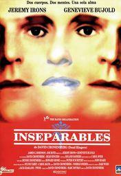 Cartel oficial en español de: Inseparables