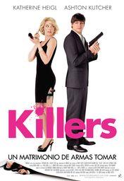 Cartel oficial en español de: Killers