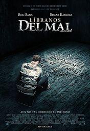 Cartel oficial en español de: Líbranos del mal