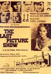 Cartel oficial en español de: La última película