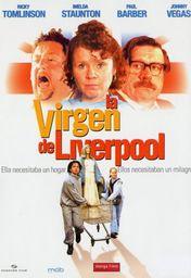 Cartel oficial en español de: La virgen de Liverpool