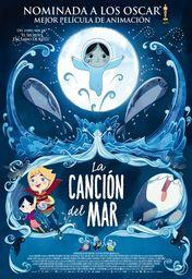 Cartel oficial en español de: La canción del mar