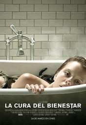 Cartel oficial en español de: La cura del bienestar