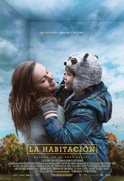 Cartel oficial en español de: La habitación
