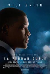Cartel oficial en español de: La verdad duele