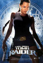 Cartel oficial en español de: Lara Croft: Tomb Raider