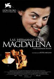 Cartel oficial en español de: Las hermanas de la Magdalena
