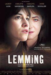 Cartel oficial en español de: Lemming