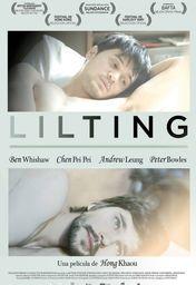 Cartel oficial en español de: Lilting