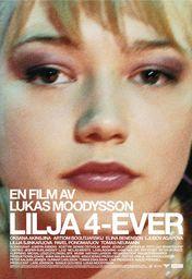 Cartel oficial en español de: Lilya forever