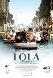 Cartel oficial en español de: Lola
