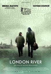 Cartel oficial en español de: London River