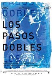 Cartel oficial en español de: Los pasos dobles