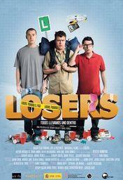 Cartel oficial en español de: Losers