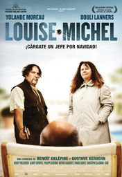Cartel oficial en español de: Louise-Michel
