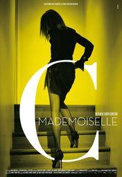 Cartel oficial en español de: Mademoiselle C
