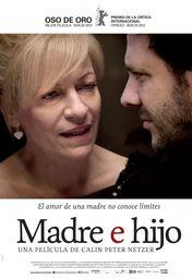 Cartel oficial en español de: Madre e hijo