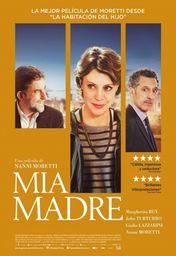 Cartel oficial en español de: Mia madre