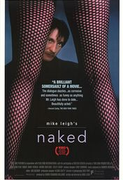 Cartel oficial en español de: Naked (Indefenso)