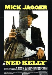 Cartel oficial en español de: Ned Kelly (1970)