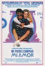 Cartel oficial en español de: No puedes comprar mi amor