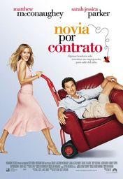 Cartel oficial en español de: Novia por contrato