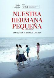 Cartel oficial en español de: Nuestra hermana pequeña