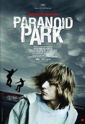 Cartel oficial en español de: Paranoid Park