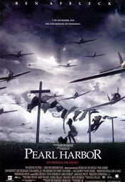 Cartel oficial en español de: Pearl Harbor