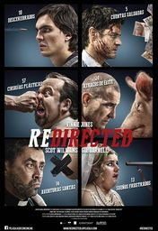 Cartel oficial en español de: Redirected