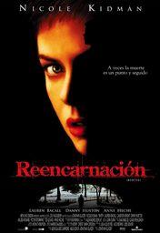 Cartel oficial en español de: Reencarnación