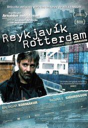 Cartel oficial en español de: Reykjavík-Rotterdam