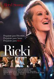 Cartel oficial en español de: Ricki