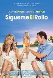 Cartel oficial en español de: Sígueme el rollo