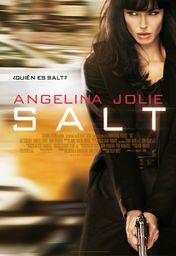 Cartel oficial en español de: Salt