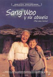 Cartel oficial en español de: Sang Woo y su abuela
