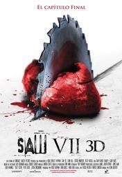 Cartel oficial en español de: Saw VII 3D
