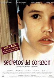 Cartel oficial en español de: Secretos del corazón