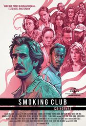 Cartel oficial en español de: Smoking Club (129 normas)