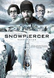 Cartel oficial en español de: Snowpiercer (Rompenieves)
