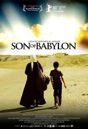 Cartel oficial en español de: Son of Babylon