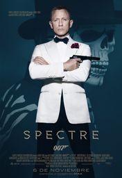 Cartel oficial en español de: Spectre (24)