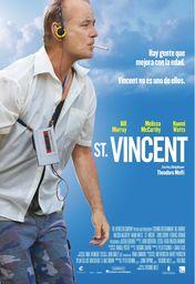 Cartel oficial en español de: St. Vincent