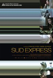 Cartel oficial en español de: Sud Express
