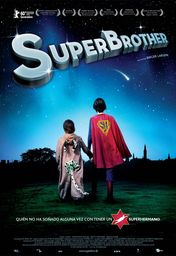 Cartel oficial en español de: SuperBrother